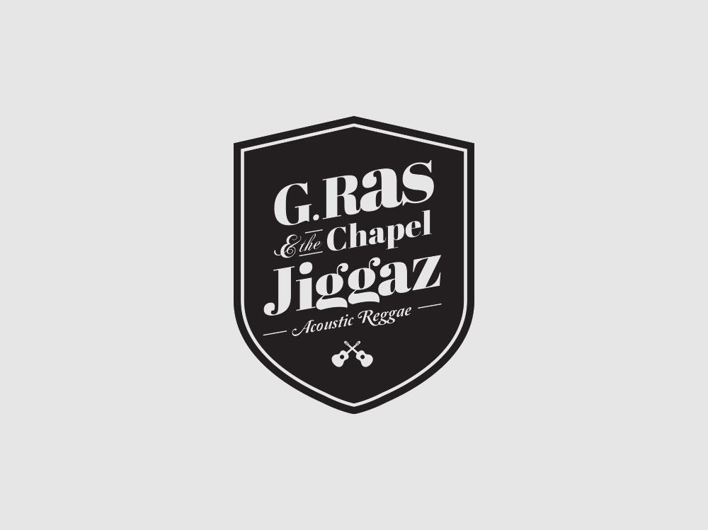 G Ras & The Chapel Jiggaz Logo